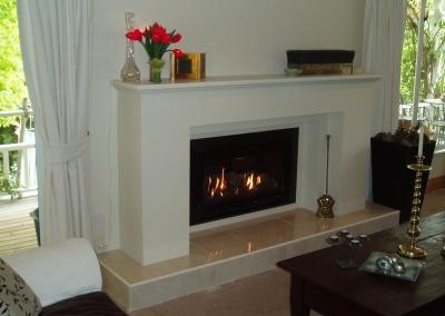 Escea Gas Inbuilt Fireplace3