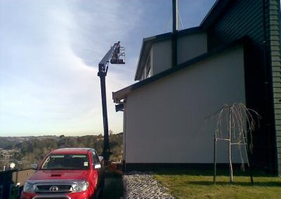 Flue Installation